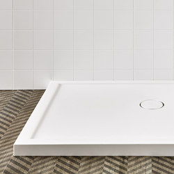 Unico Medio shower tray | Shower trays | Rexa Design