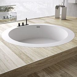 Unico Rotonda Maxi Recessed | Bathtubs | Rexa Design