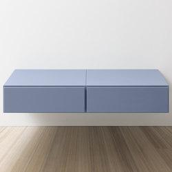 Esperanto Schublade | Wandschränke | Rexa Design