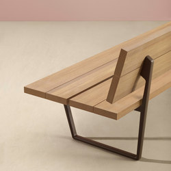 New Wood Plan Banc | Bancs | Fast