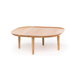 Fiori Table 80cm – Oak | Coffee tables | Poiat