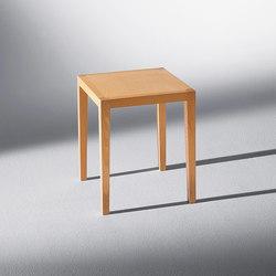 Bitzer | Stool Pierre ist ein Mensch | Taburetes | Schmidinger Möbelbau