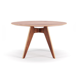 Lavitta Round Table 100 | 4-legged | Dining tables | Poiat
