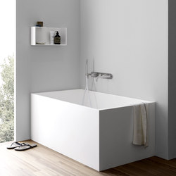 Unico Mini Bathtub | Bathtubs rectangular | Rexa Design