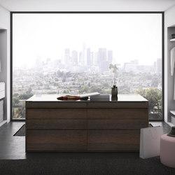 Island | Display cabinets | Pianca