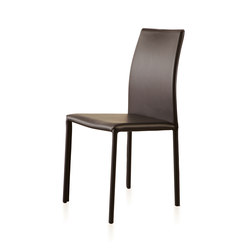 Kelly with high backrest | Chaises | Pianca