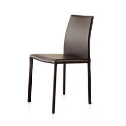 Kelly with low backrest | Chairs | Pianca
