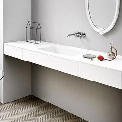 Unico Lavabo | Armarios lavabo | Rexa Design