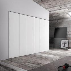 Nastro | Built-in cupboards | Pianca