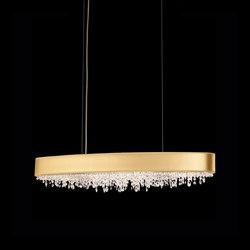 Eclyptix Pendant | Suspended lights | Swarovski Lighting