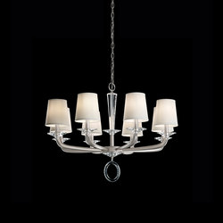 Emilea Chandelier | Chandeliers | Swarovski Lighting
