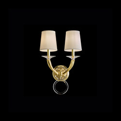 Emilea Wall Light | Chandeliers | Schonbek