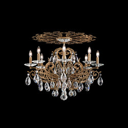 Filigrae Chandelier | Chandeliers | Swarovski Lighting