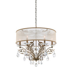 Filigrae Chandelier Shade | Chandeliers | Swarovski Lighting
