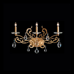 Filigrae Wall Light | Chandeliers | Schonbek