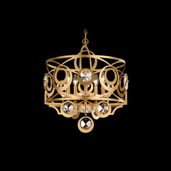 Gwynn Pendant | Chandeliers | Swarovski Lighting
