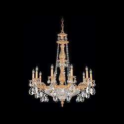 Milano Chandelier | Deckenlüster | Swarovski Lighting