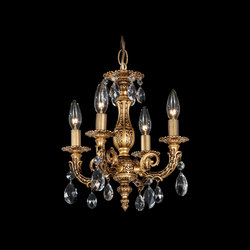 Milano Chandelier | Lámparas de araña | Swarovski Lighting