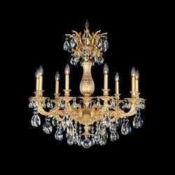 Milano Chandelier | Chandeliers | Swarovski Lighting