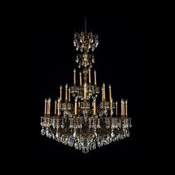 Milano Chandelier | Chandeliers | Swarovski Lighting
