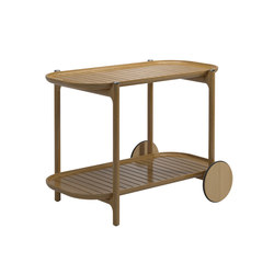 Bar Cart | Trolleys | Gloster Furniture GmbH