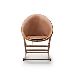 AB001 Rocking Nest Chair | Armchairs | Carl Hansen & Søn