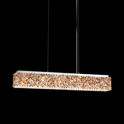 Refrax LED Pendant | Suspended lights | Schonbek