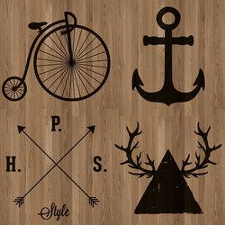 HI6.01.1 Black | Wood flooring | YO2