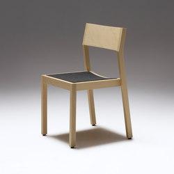Steiner | Chair Exsel | Sedie | Schmidinger Möbelbau