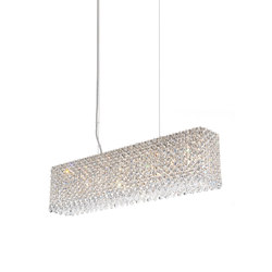 Refrax Pendant | Suspended lights | Swarovski Lighting