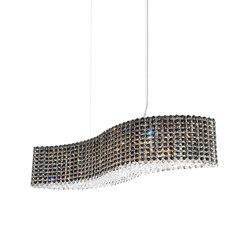 Refrax Pendant | Lampade sospensione | Schonbek