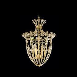 Rivendell Pendant | Lampade sospensione | Schonbek