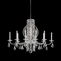 Sarella Chandelier | Chandeliers | Swarovski Lighting
