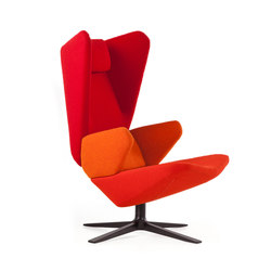 Trifidae lounge chair | Armchairs | Prostoria