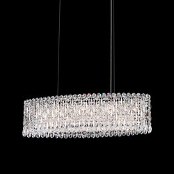 Sarella Pendant | Suspended lights | Swarovski Lighting