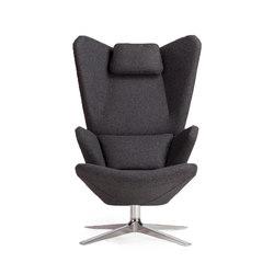 Trifidae lounge chair | Poltrone lounge | Prostoria