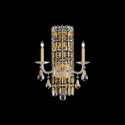 Sarella Wall Light | Chandeliers | Schonbek