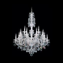 Sterling Chandelier | Lámparas de araña | Swarovski Lighting