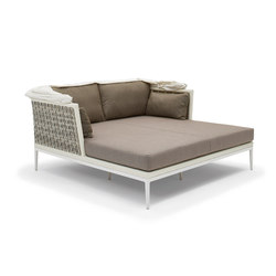 Algarve daybed | Seating islands | Varaschin