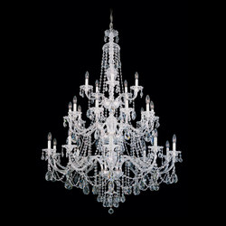 Sterling Chandelier | Deckenlüster | Swarovski Lighting