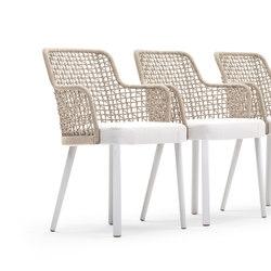 Emma Poltroncina | Garden chairs | Varaschin
