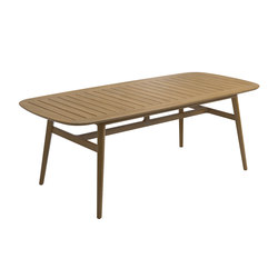Clipper Dining Table | Mesas comedor | Gloster Furniture GmbH