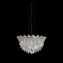 Trilliane Strands Pendant | Suspended lights | Swarovski Lighting