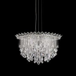 Trilliane Strands Pendant | Suspensions | Swarovski Lighting