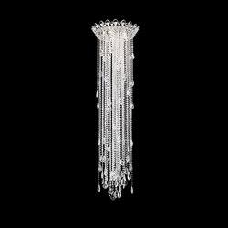 Trilliane Strands Ceiling | General lighting | Swarovski Lighting
