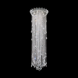 Trilliane Strands Ceiling | Ceiling lights | Swarovski Lighting