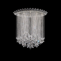 Trilliane Strands Ceiling | Ceiling lights | Schonbek