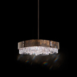 Zeppa | Suspended lights | Swarovski Lighting