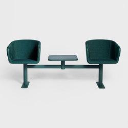 Bug beam sofa | Bancos | Mitab