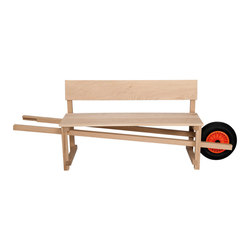 Wheelbench | Benches | Weltevree